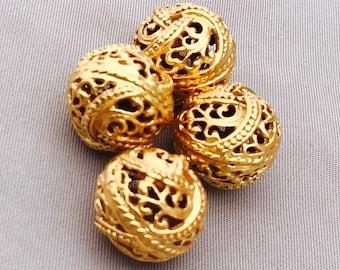 Gold Bali Bead Style BG 213