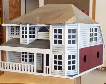 Custom Birdhouse Replicas