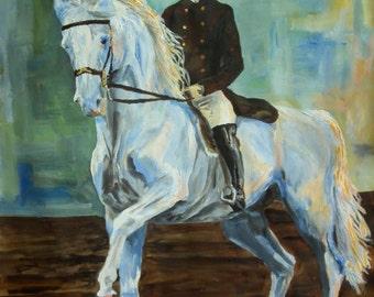 My Lippizaner Horse