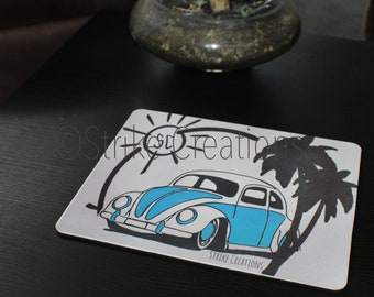 Beetle Computer Mouse Pad