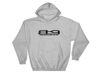 Rogue K9 Heavyweight Hooded Sweatshirt