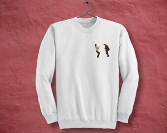 Jack Rabbit Slims Twist Contest embroidered Sweatshirt