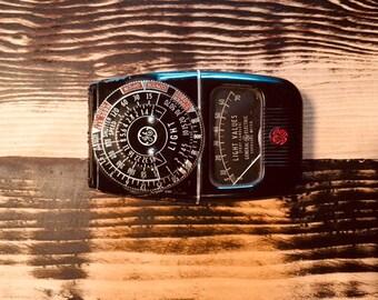 General Electric exposure meter Model 80W48Y6