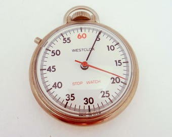 Vintage Westclox Stop Watch