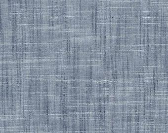 Yarn Dyed Manchester Fabric in Denim (Denim Look) from Robert Kaufman Fabrics -SRK-15373-67