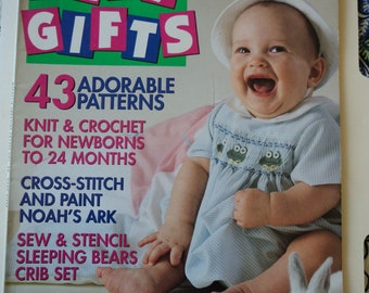 McCall's Baby Gifts 43 Adorable Patterns
