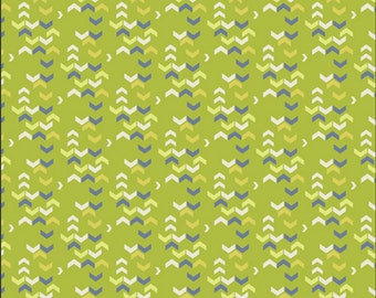River Shadows Chartreuse by Art Gallery Fabrics | Art Gallery Fabrics | Quilting Cotton | Geometric Quilting Fabric