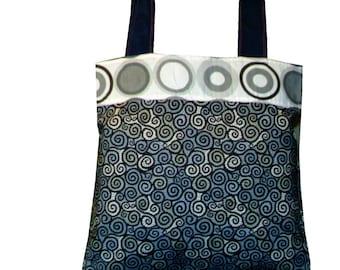 Tote Bag / Unlined / Book Bag