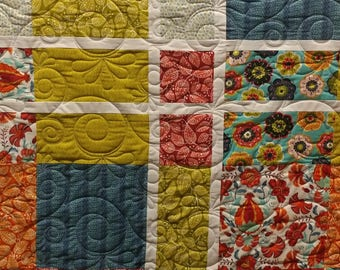 Edge to Edge Long Arm Quilting Down Payment