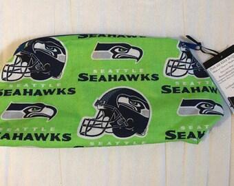 Seattle Seahawks Bag | fun bag, money bag, everything bag. Storage