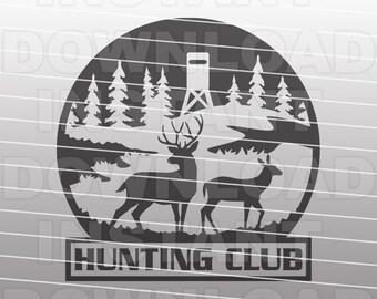 Minnesota Deer Hunting Buck Svg File Commercial Amp Personal