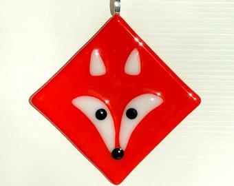 Red Fox Ornament