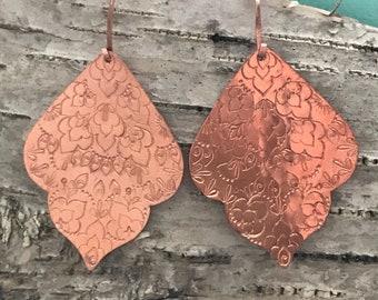 Bohemian Copper Henna