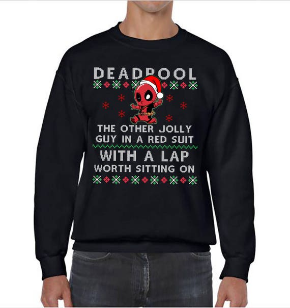 Best ugly Christmas Sweater EVER.