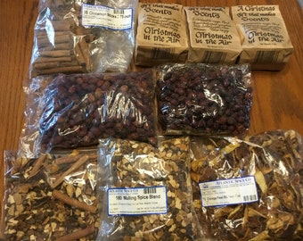 5 pound bulk assortment of potpourri making supplies