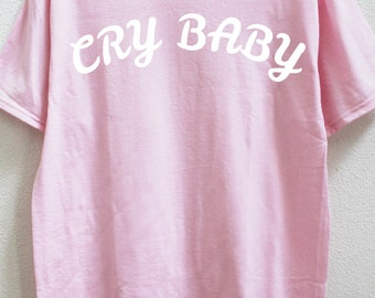 Cry Baby shirt S-3Xl