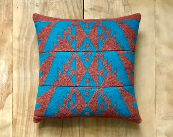 Southwestern Pillow • Southwest Decor • Tribal Pillow • Western Decor • Bohemian Pillow • Boho Decor • Tribal Arrows • Rustic Turquoise