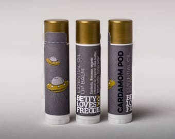 Cardamom Lip Balm