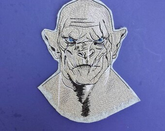 The Hobbit patch, Azog patch