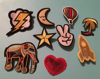 Kawaii Patch Pins