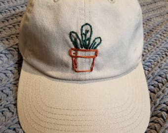 Potted Plant Hat