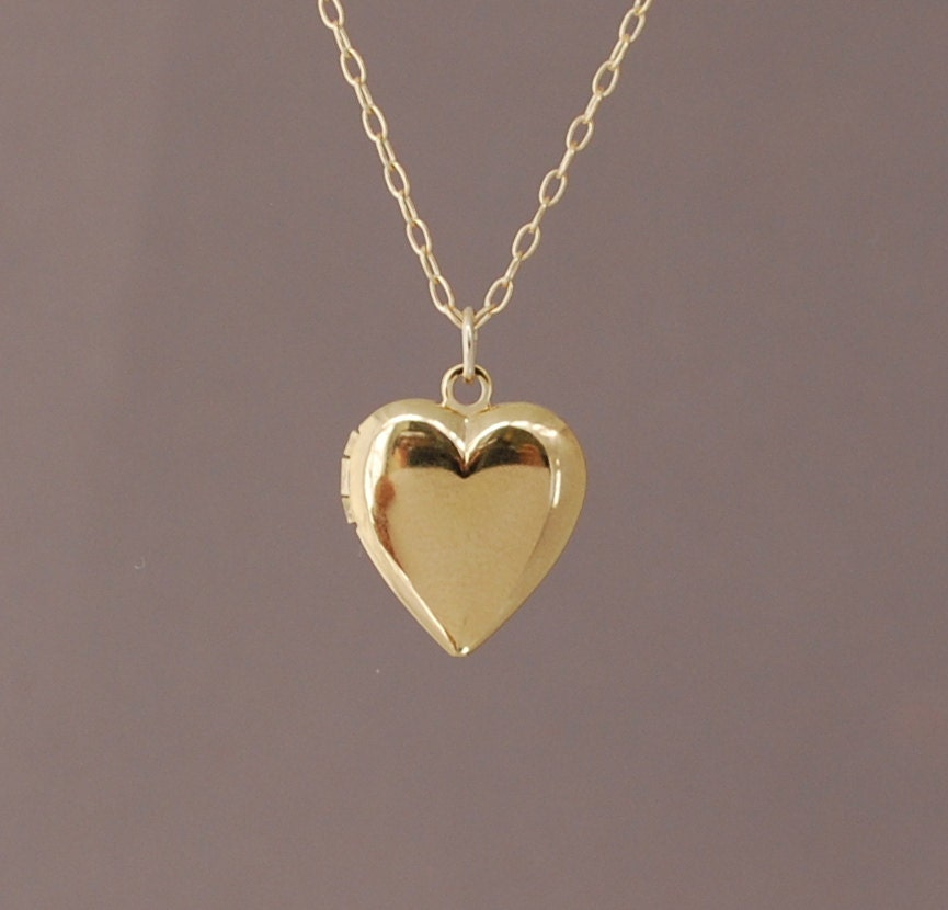 inch locket lockets index with gold round a small