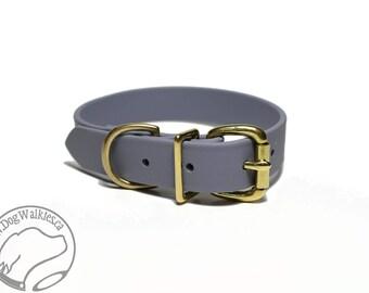 "Biothane Collar 1"" -25mm"