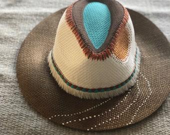 Cat island bahamas hat