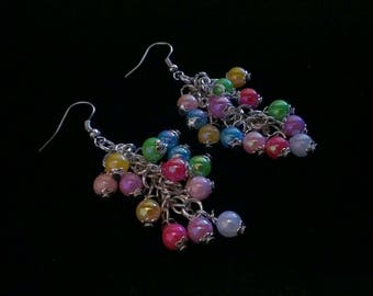 Colorful Handmade Earrings