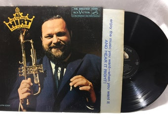 Al Hirt And His Band He's The King Vintage Vinyl Record Album 33 rpm lp 1961 RCA Victor Records LPM-2354