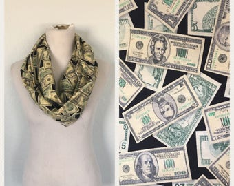 Money scarf