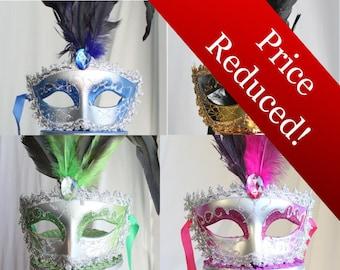 Masquerade, Mardi Gras, Just the Mask, Venetian, Costume, overthetopcaketopper