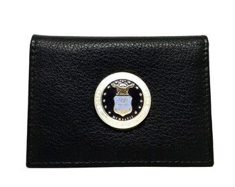Air Force Business Card Case – Color