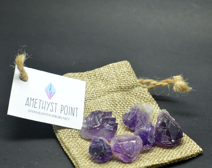 Amethyst point  bag - for grid - AMEBAG01