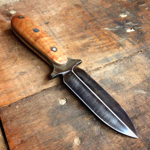 Boot Knife: a Military Knife