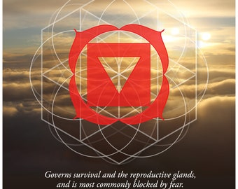 Root Chakra Tea - 'Divine Grounding'