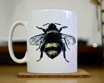 Bee Mug - Handmade