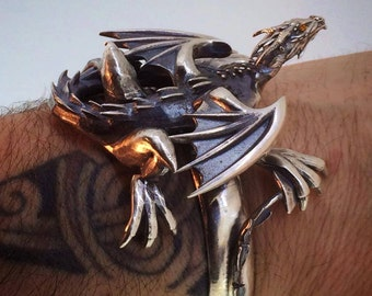 Dragon Cuff/Bracelet