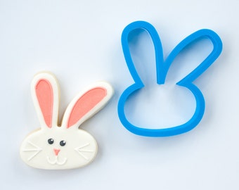 Easter Bunny Ears Cookie Cutter