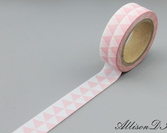 Washi Tape - Masking Tape - Japanese Washi - Deco Tape - Gift Wrap - Filofax - MT167