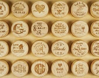 Wine Bottle Wedding Favor, Personalized Wine Bottle Wedding Favor,Personalized Cork Wine Stopper,Engraved Wine Corks,Cork Wine Stopper,Corks
