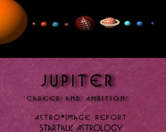 """Jupiter """"Forecasting  reading """" as to when it  is best to make career and  life-path decisions"""""""