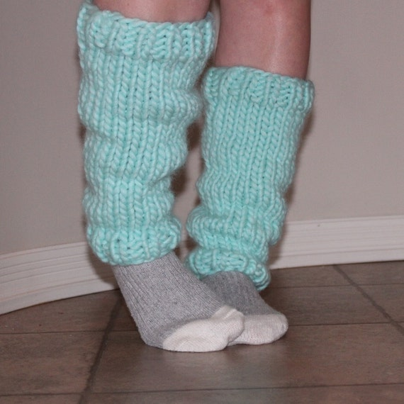 Leg Warmer Knitting Pattern Knitting Pattern for Leg Warmers