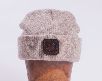 Ragg Wool Watch Cap - Gray