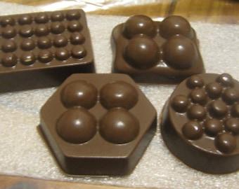 Edible Chocolate massage bars
