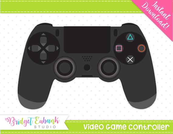 video game clipart video game controller clip art boy rh etsy com game controller clip art vector video game controller clipart