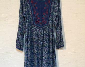 Phool Vintage Indian Dress