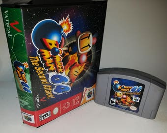 Bomberman 2nd Attack