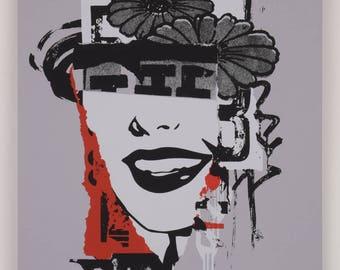 Graffiti Print #2