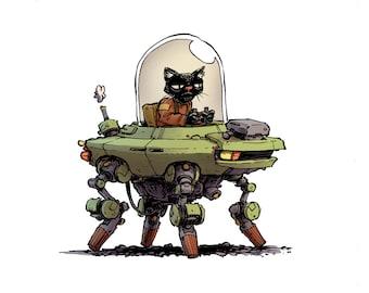 Cat Pilot II